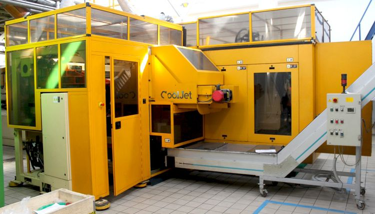 Husky G 600 PET P120/130 E140 Injection Moulding machine