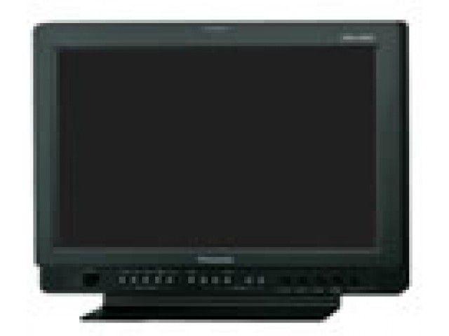 Panasonic BT-LH1760W LCD production monitor