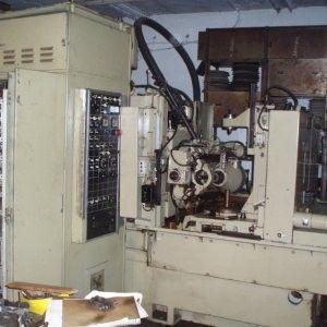 WMW ZFWZ 315, Gear Hobbing Machine Variable
