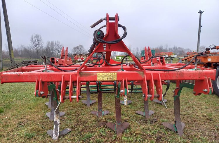 Magyar 4 Grubber Cultivators