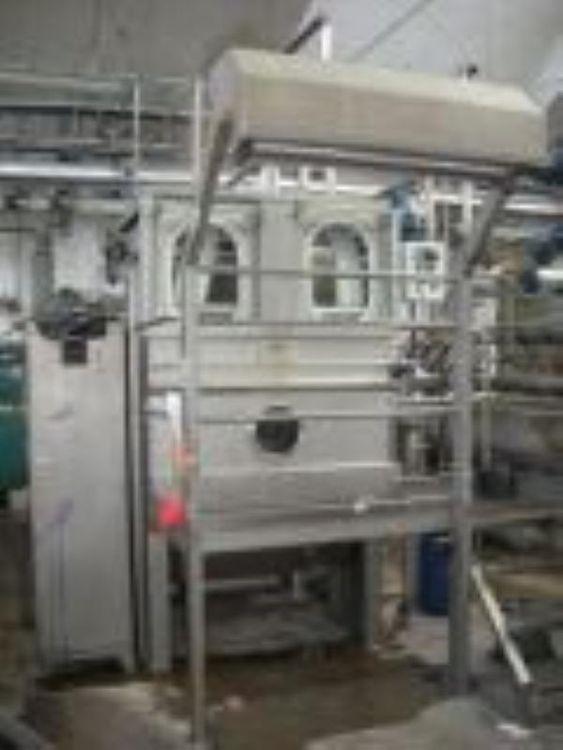 Brazzoli MBC 2, Flow Dyeing Machine 200 Kg