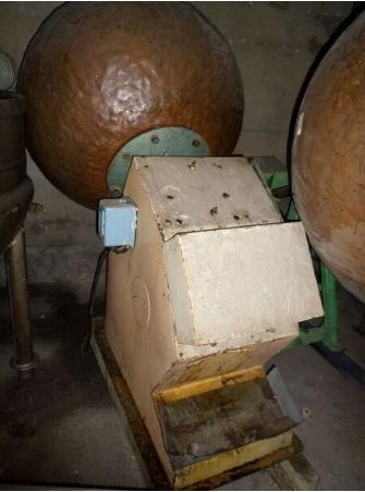 90/100 kg Coating pan