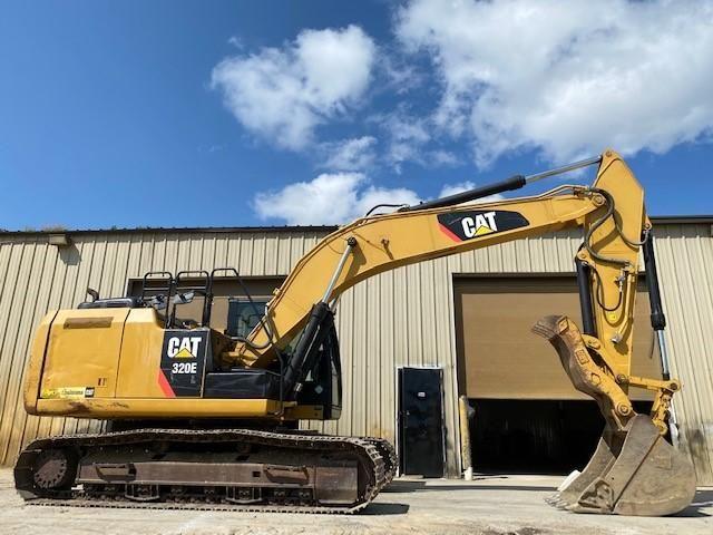 Caterpillar 320EL Excavator