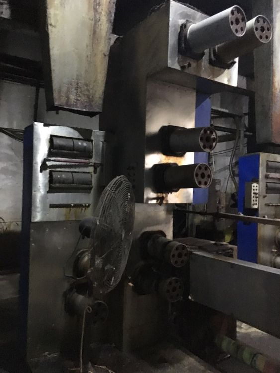 4  Complete PP  FDY yarn spinning plant