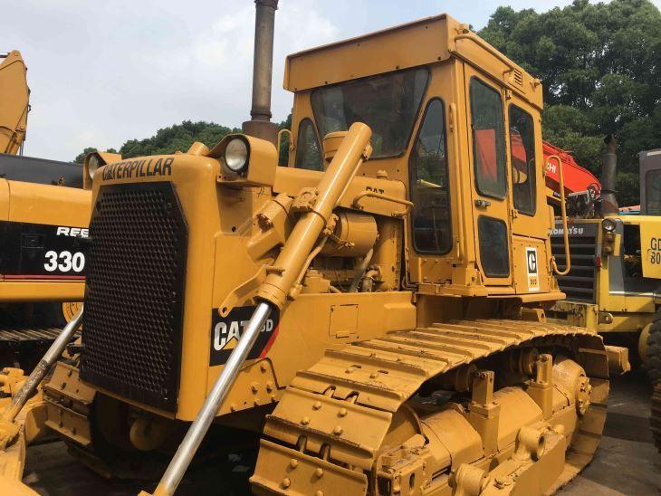 Caterpillar D6D Crawler Bulldozer
