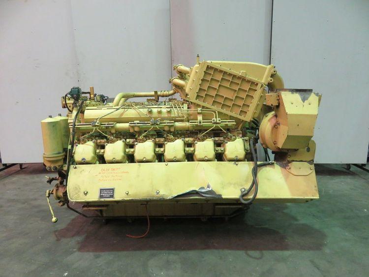Deutz SBA 12M 816 Marine Engines