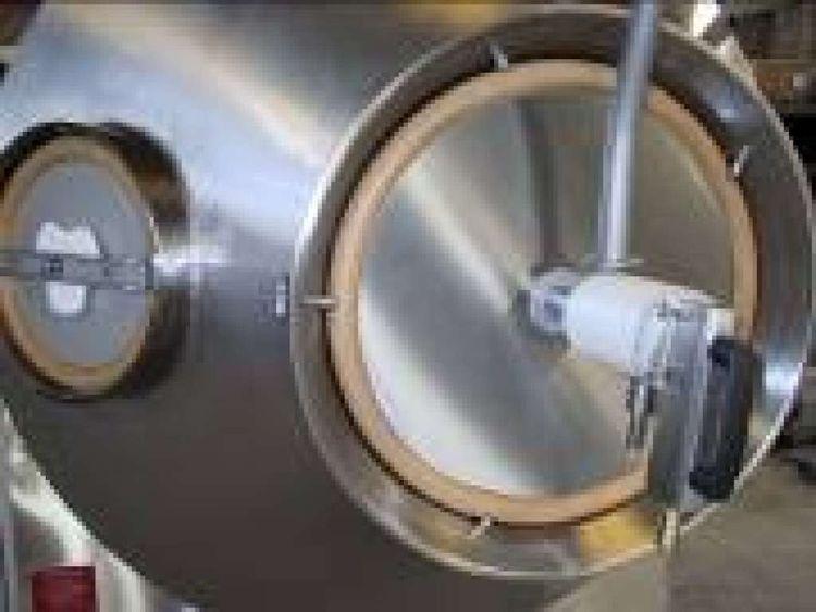 Lutetia Vacuum Mixer