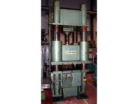Inter Hydro D 2107 Max. 150 Ton