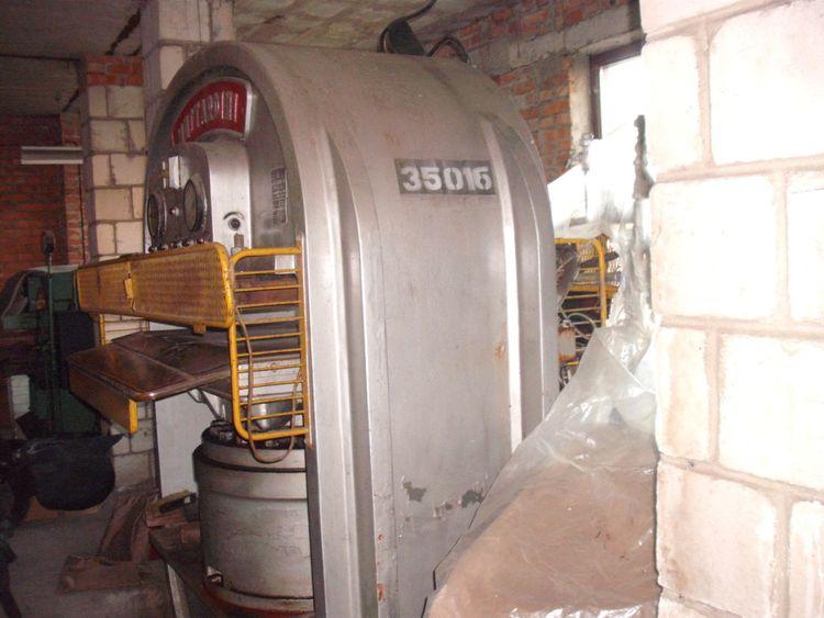 Mostardini MP 4 leather press
