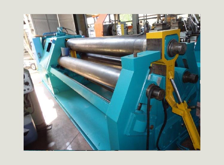 Sertom crunchy rolling machine