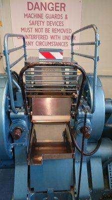 Iddon Two Roll Mill