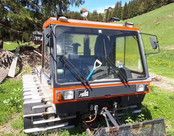 Rolba Turbotrac 150