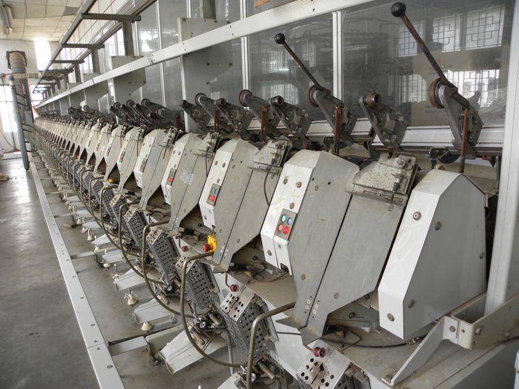 Ssm Yarn gassing machine 2002