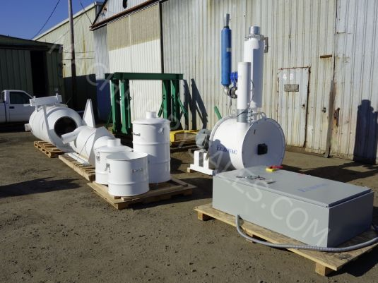 Other III, Dust Collection System