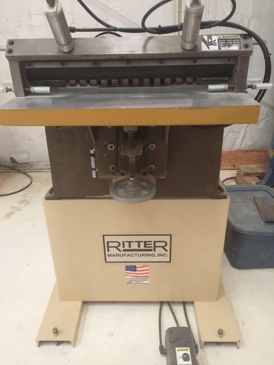Ritter R850, 13 Spindle Horizontal Boring Machine