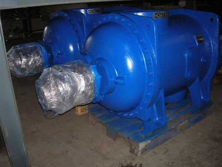 2 Howden MK4B WRV 321-165-26 1025 kW/301 tons
