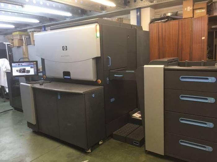 HP Indigo 7000 4 48 x 33 cm