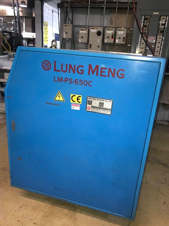 Lung Meng Pre Stretch Unwind/Rewind Machine