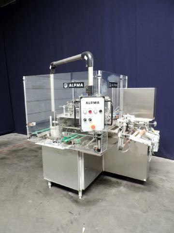 Alpma V-64/AV  Automatic packaging machine