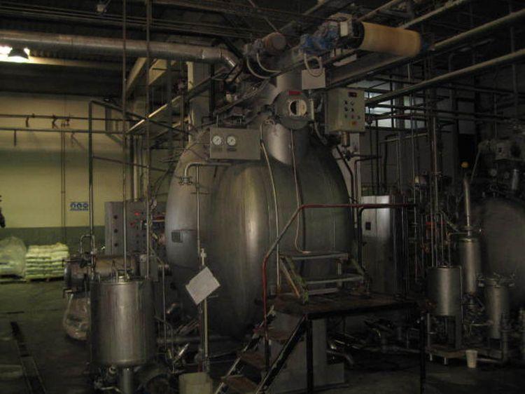 Scholl 100 Kg Jet dyeing machines