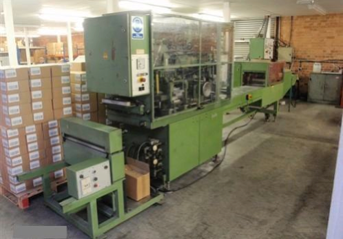 Illig HSA 30RD  Automatic blister packing machine