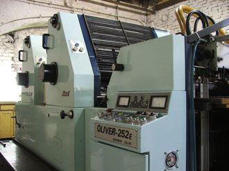 Sakurai Oliver 252 E 520x360 mm