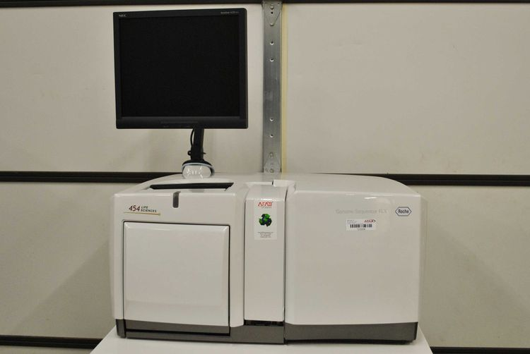 Roche 454 Life Sciences Genome Sequencer FLX 0003736