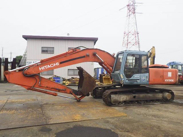 Hitachi EX200K-3m Excavator