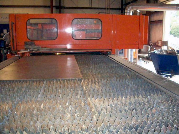 Bystronic Bystar 4020 Bystronic CNC Control CNC Laser