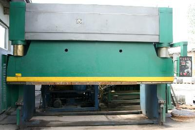 Espe CTO 250/4000 Max. 250 Ton
