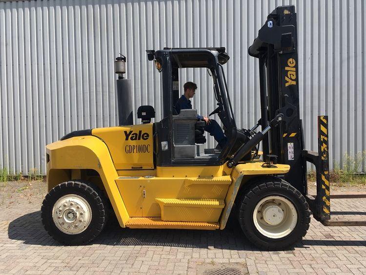 Yale GDP100DC 10000 kg
