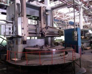 Titan SC-27 Vertical turning lathe