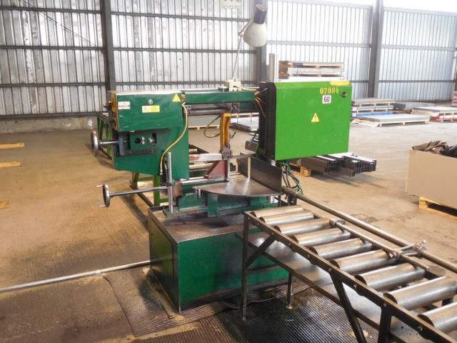 Ferex PP 300 Vertical Band Saw Semi Automatic