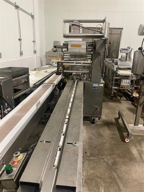 Doboy Mustang IV  Horizontal Flow Wrapper