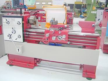 Mondiale Engine Lathe Max. 1600 rpm GALLIC 14