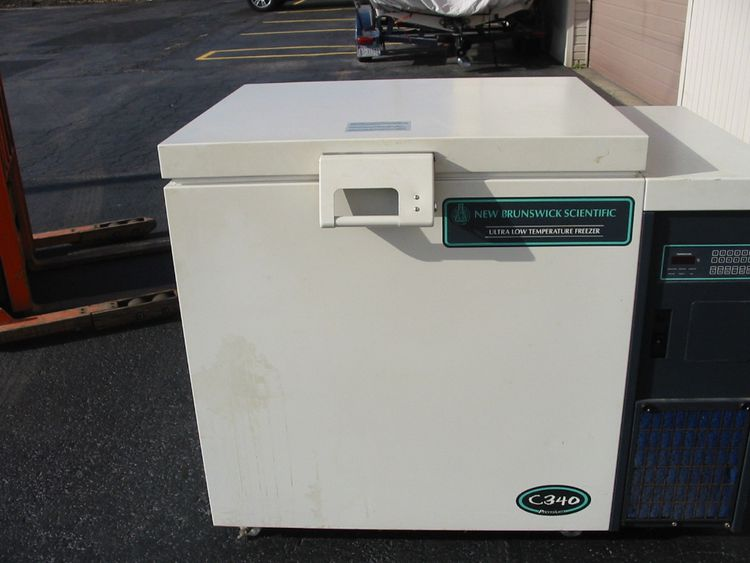 New Brunswick C340-86 UltraLow Chest Freezer