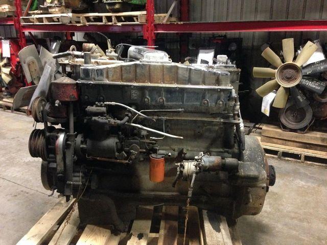 Cummins NTC400SCIII Small cam Diesel Marine Engine