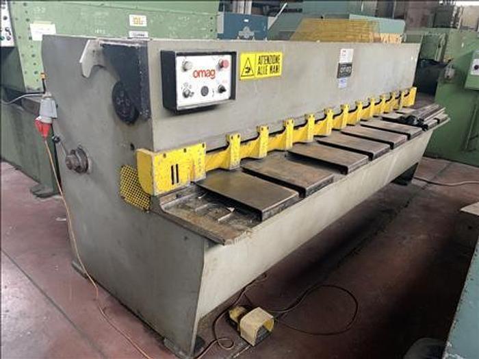 Omag CE 304 S hydraulic shear