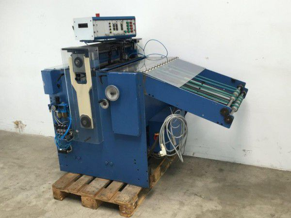 Bickel SGU S134, Hole-punch and perforating machines