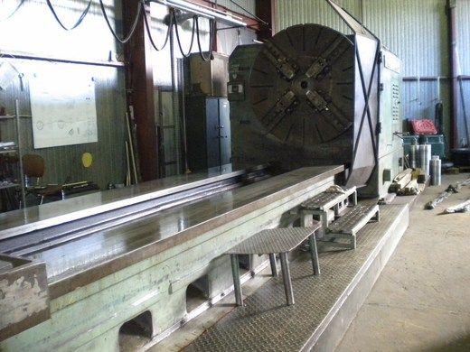 SFAC Heavy duty lathe 120 U/min PL 80/100