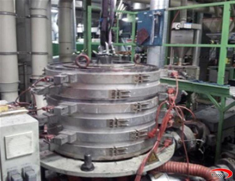 Reifenhauser Extrusion die Film Blowing Machine