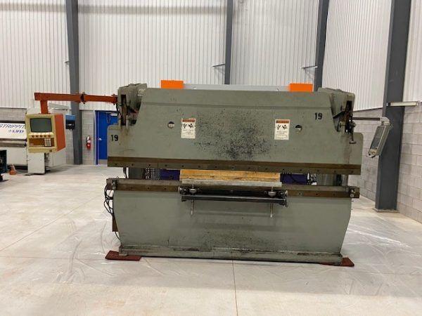 Accurpress 10ft x 80 Tons Sn 145 80 US Short Tons