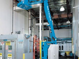 Genie Z30/20N AERIAL WORK PLATFORM Lift Capacity 500 lbs (227 kg)