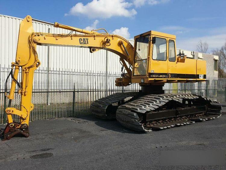 Caterpillar 205 B LC Tracked Excavator