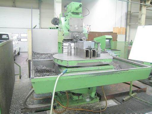 Maho MH 1000 C CNC Max. 4000 rpm