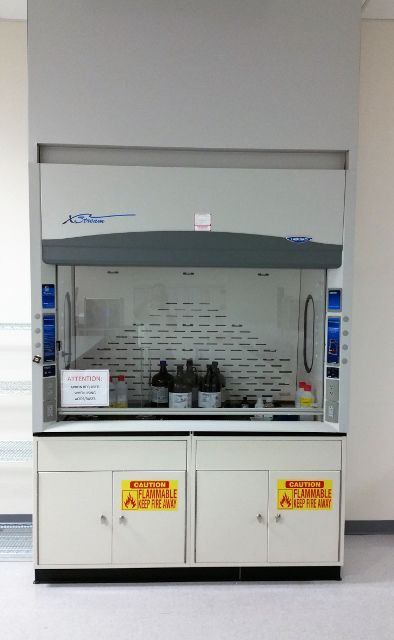 Labconco Protector XStream 6-foot Chemical Fume Hood Package