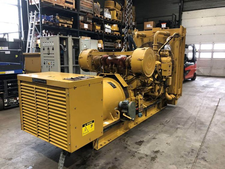 Caterpillar 3508 - Generator Set 1000 kVa