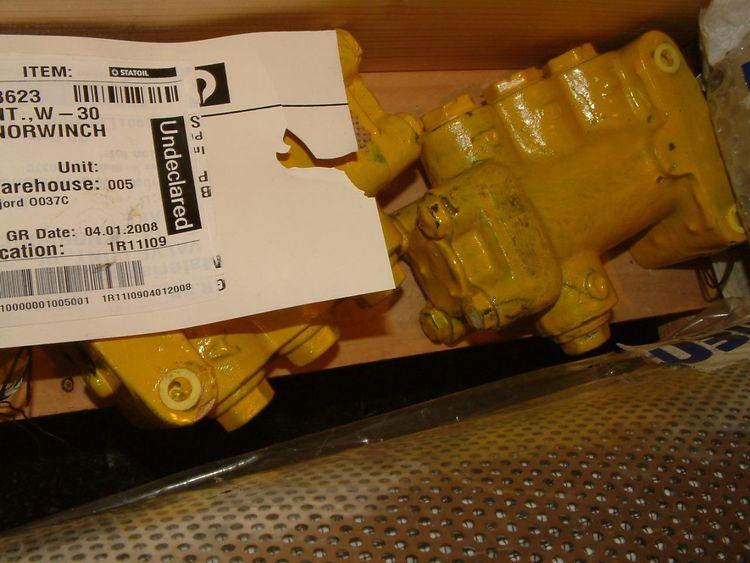 3 Norwinch, Rolls Royce Crane Spare Parts