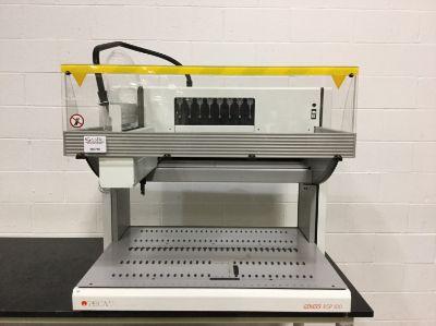 Tecan Genesis RSP 100, Liquid Handling System