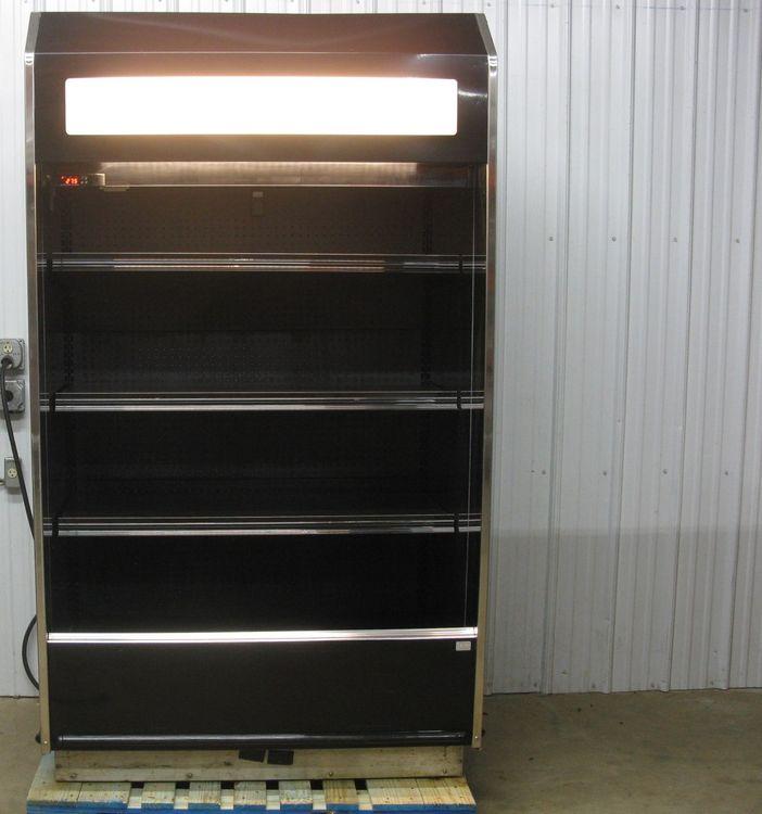 2 Barker Display Case Cooler